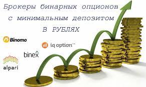 Брокеры Бинарных Опционов С Минимальным Депозитом