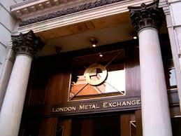 лондонская биржа цветных металлов