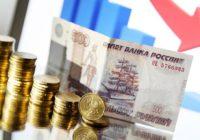 Стоимость рубля в валюте