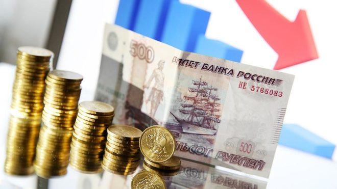 Стоимость 1 рубля в разных валютах