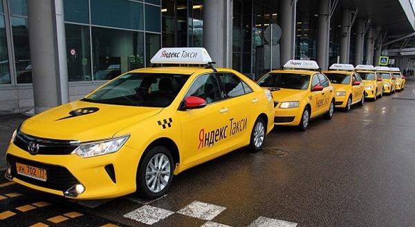 работа на яндекс такси