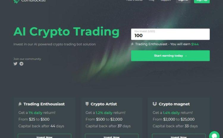 CoinBlock, coinblock.biz