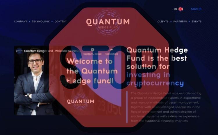 Quantum Hedge Fund, quantumfund.ai