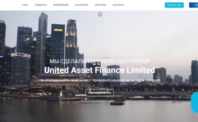 United Asset Finance Limited, united-asset-finance.com