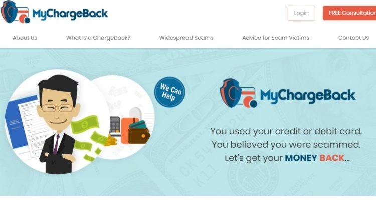 Mychargeback, mychargeback.com