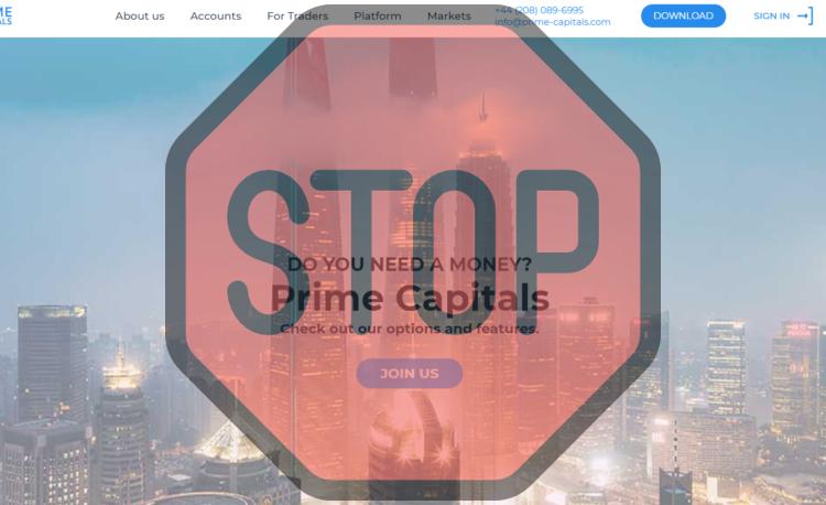 Prime Capitals, www.prime-capitals.com
