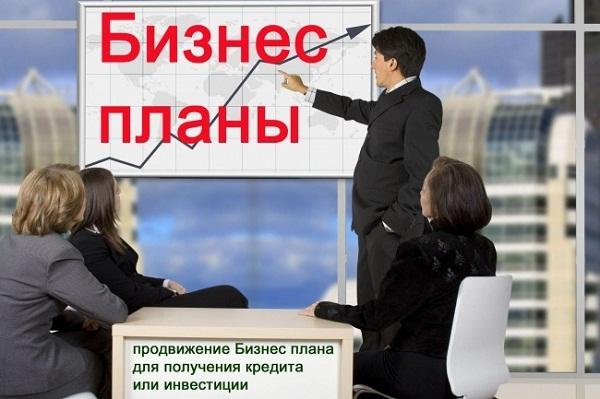 бизнес план презентация