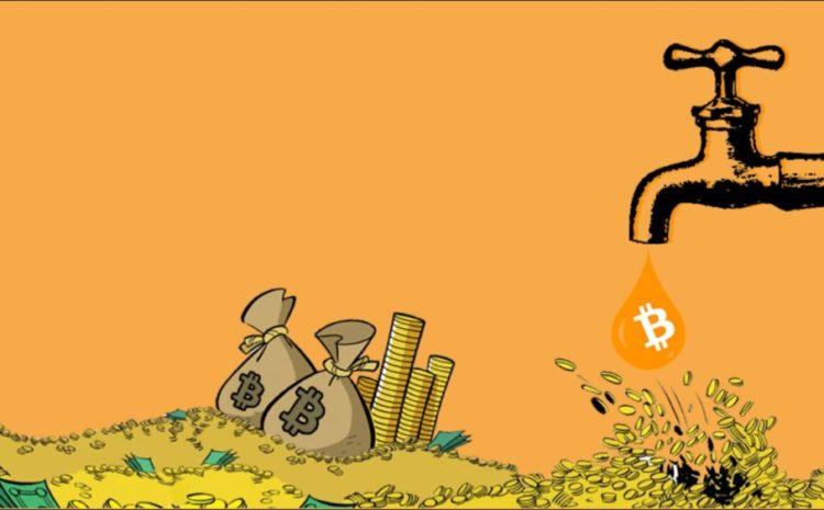 Как зарабатывать сатоши на биткойн-кранах?