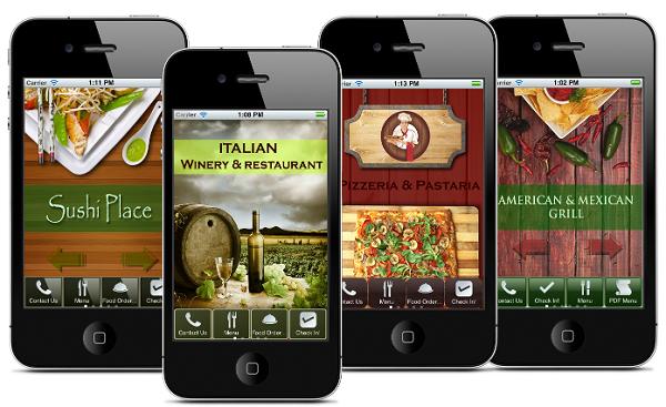 ресторан приложения для бизнеса