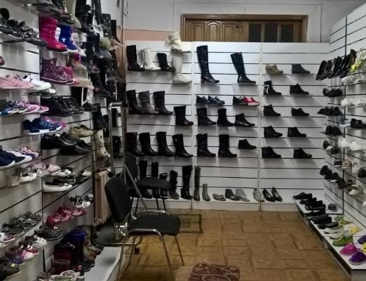 Способы реализации обуви на примере балеток