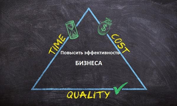 Эффективность бизнеса: оценка, показатели, управление